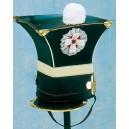 Napoleonic Lancer Shako Helmet