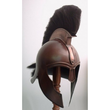 Achilles Trojan War Helmet