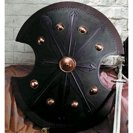 Trojan War Shield-Greek Shield