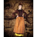 The Morriss Frilly Steampunk Blouse