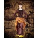 Steampunk Desdemona Dual Skirt