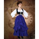 The Downshire Steampunk Skirt