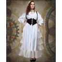 Duggin Frilly Steampunk Skirt