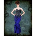 Vanessa Fitted Steampunk Skirt