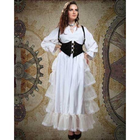 Steampunk Harness Costume