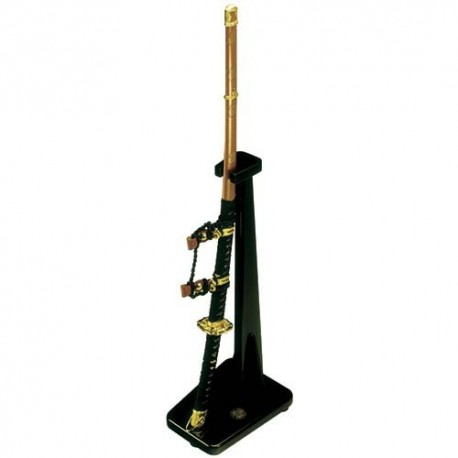 Upright Sword Floor Display Stand-Square