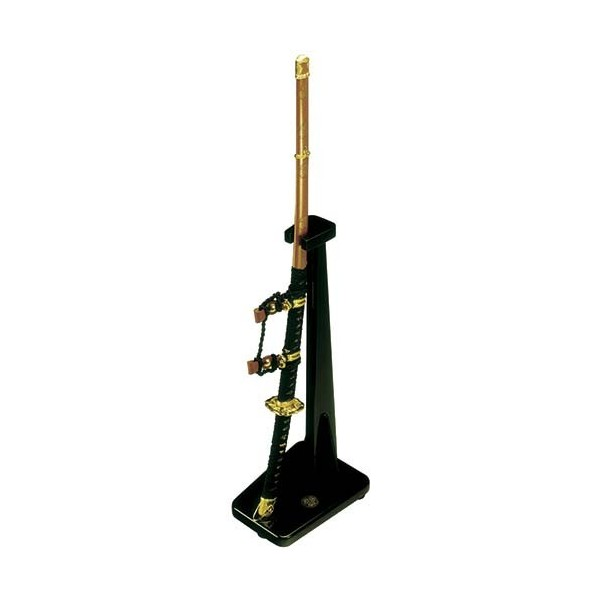 Upright Sword Floor Display Stand Square