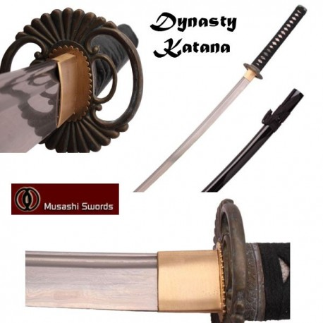 Musashi Dynasty Katana Sword SS678