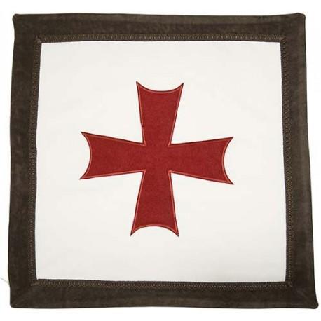 Templar Order-Medieval Cushion