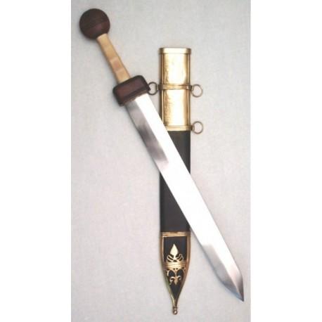 Roman Pompeii Gladius Sword