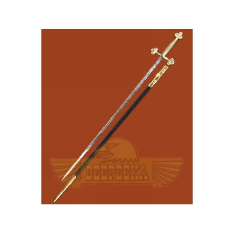 Military Club Sword AH4218
