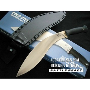Cold Steel San Mai III Gurkha Kukri 35ATCJ