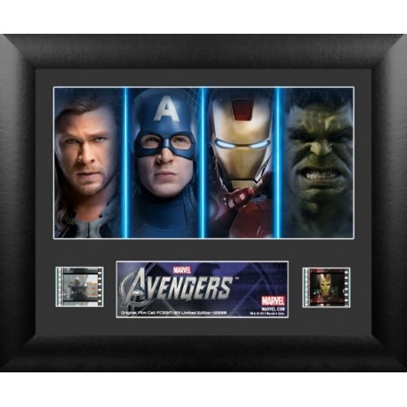 The Avengers Collectible Film Cells USFC5917