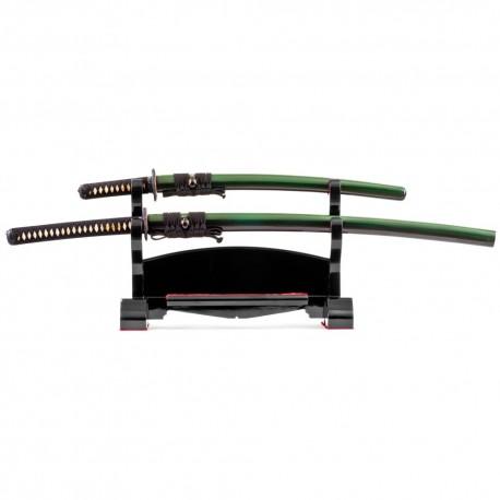 Fuku Riu Sword Set - Tatsu collection- Limited edition by Hanwei