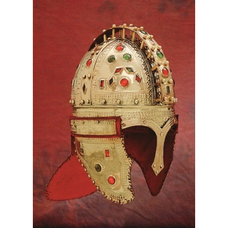 Roman Elite Jeweled Helmet Berkasovo