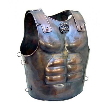 Spartan Armor-Bronze Muscle Cuirass