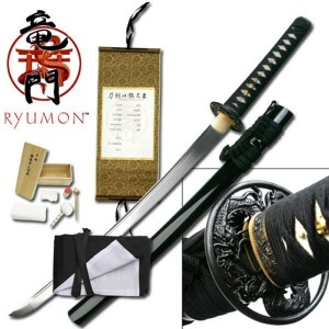 Ryumon Royal Dragon Wakizashi RY-3050M