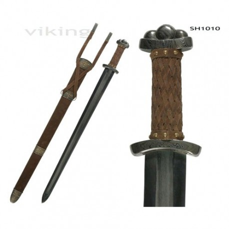 Godfred Viking Sword SH1010 by Hanwei Detail