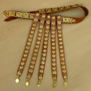 Roman Legionary Belt Decorated
