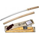 Ryumon Natural Wood Shirasaya Katana RY-3042N