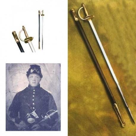 1840 Army NCO Sword by Deepeeka