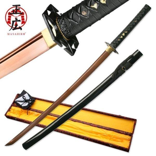 Masahiro MAZ-201 Katana Sword Red Blade