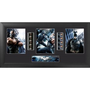 The Dark Knight Rises Film Cell Trio USFC5899