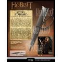 Sting Scabbard-Hobbit