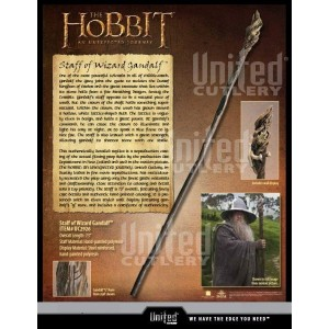 Staff of Gandalf-Hobbit