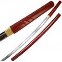Musashi Shirasaya Burgundy SS079