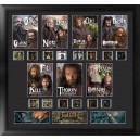 Hobbit Characters-Film Cells