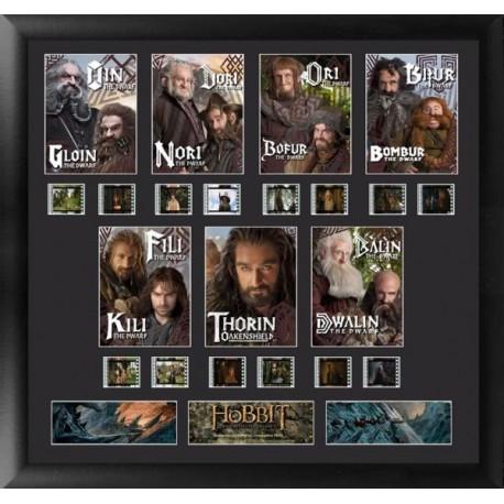 Hobbit Characters-Film Cells