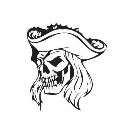 Pirate T-Shirt Captain