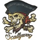 Pirate T-Shirt Scallywag