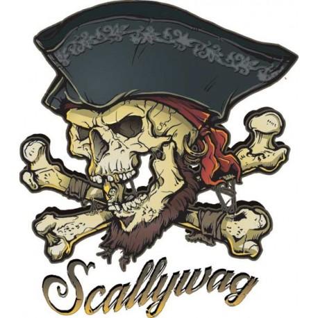 Pirate T-Shirt Scallywag