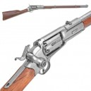 M1855 Revolving Percussion Rifle