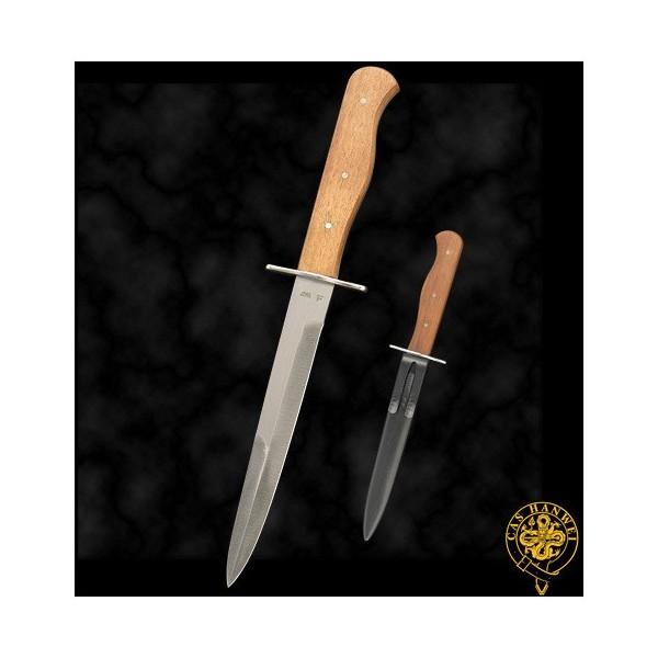 German Ww2 Trench Knife Ii