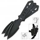 Lightning Bolt Throwing Knives