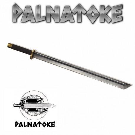 LARP Ninjato Brass Short Sword