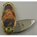August Knife by Franklin Mint and Boris Vallejo