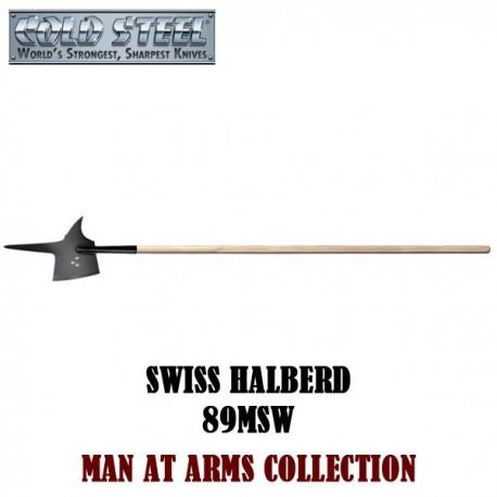 MAA Swiss Halberd