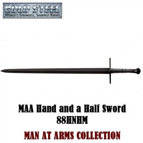 MAA Hand-And-A-Half Sword