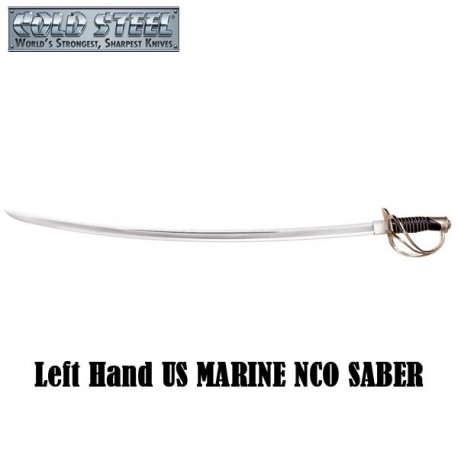 Left Hand US Marine NCO Saber