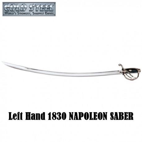 Left Hand 1830 Napoleon Saber
