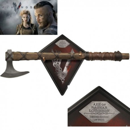 Axe of Ragnar Lothbrok Limited Edition