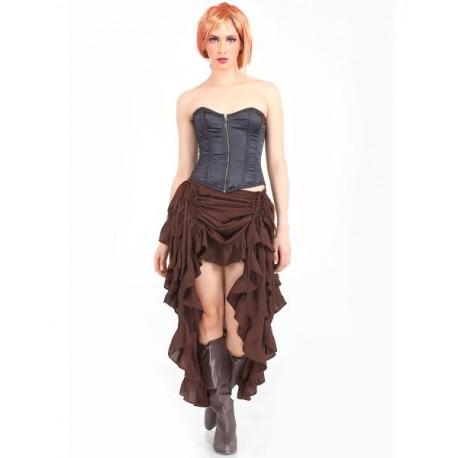 Steampunk Show Girl Skirt