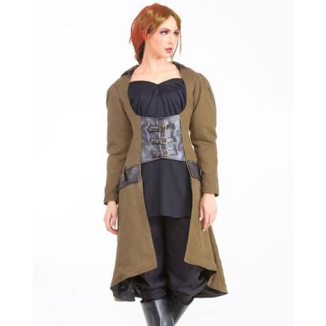 Vampire Trench Coat