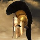 King Leonidas Helmet: 300 Movie