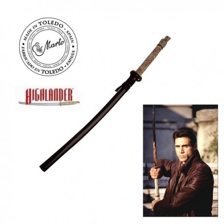 Highlander Duncan Katana Sword