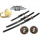 Scorpion Samurai Sword Set